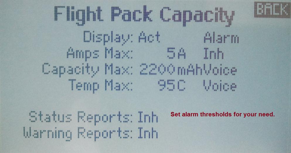 SetupFlightPack