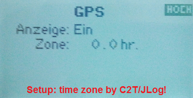 Setup-GPS