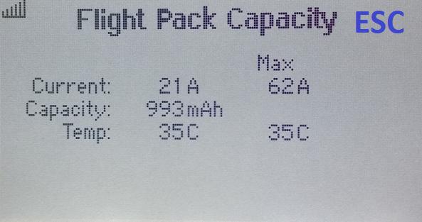 FlightPackCapacity-ESC
