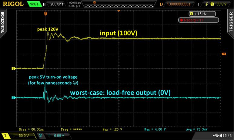 Input-100V